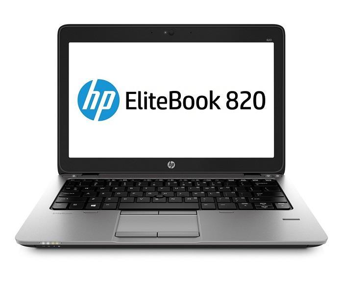 HP EliteBook 820 G2 i5-5200U 12.5 HD AG 4GB 500+32SSHD FPR W7P+W10P