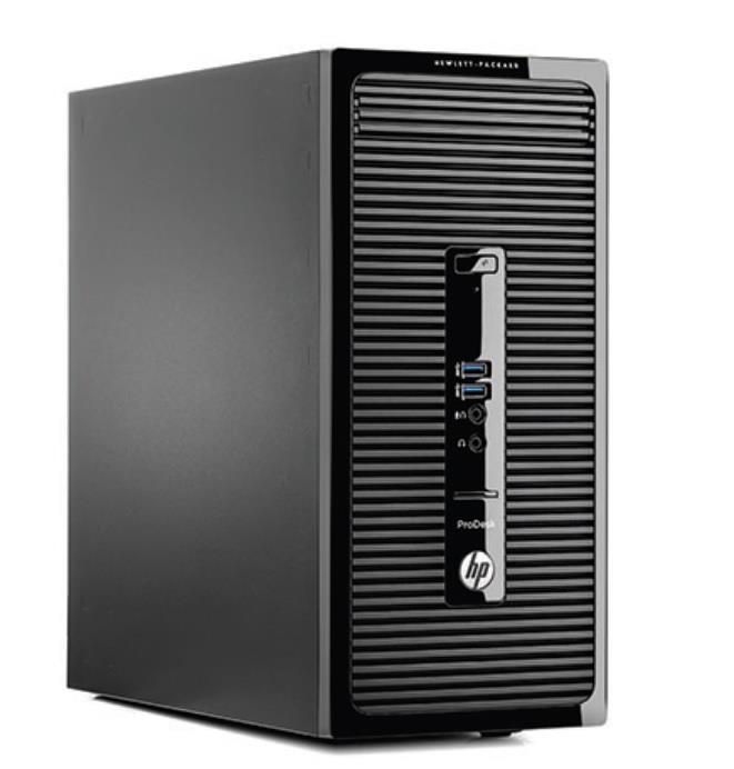 HP PC ProDesk 490 G3 MT i5-6500 4GB 1TB DVDRW MCR W7P+W10P