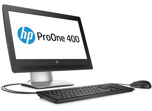 HP ProOne 400 G2 AiO 20'' i3-6100T 4GB 500GB 7200 Win10 / Win7 Pro 64 ENG