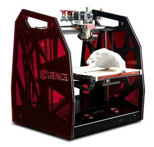 Tiskárna 3D, 3D Gence ONE