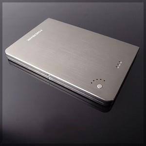 PowerNeed Sunen Power Bank 16000mAh Li-poly; laptop, tablet, smartphone; stříbro