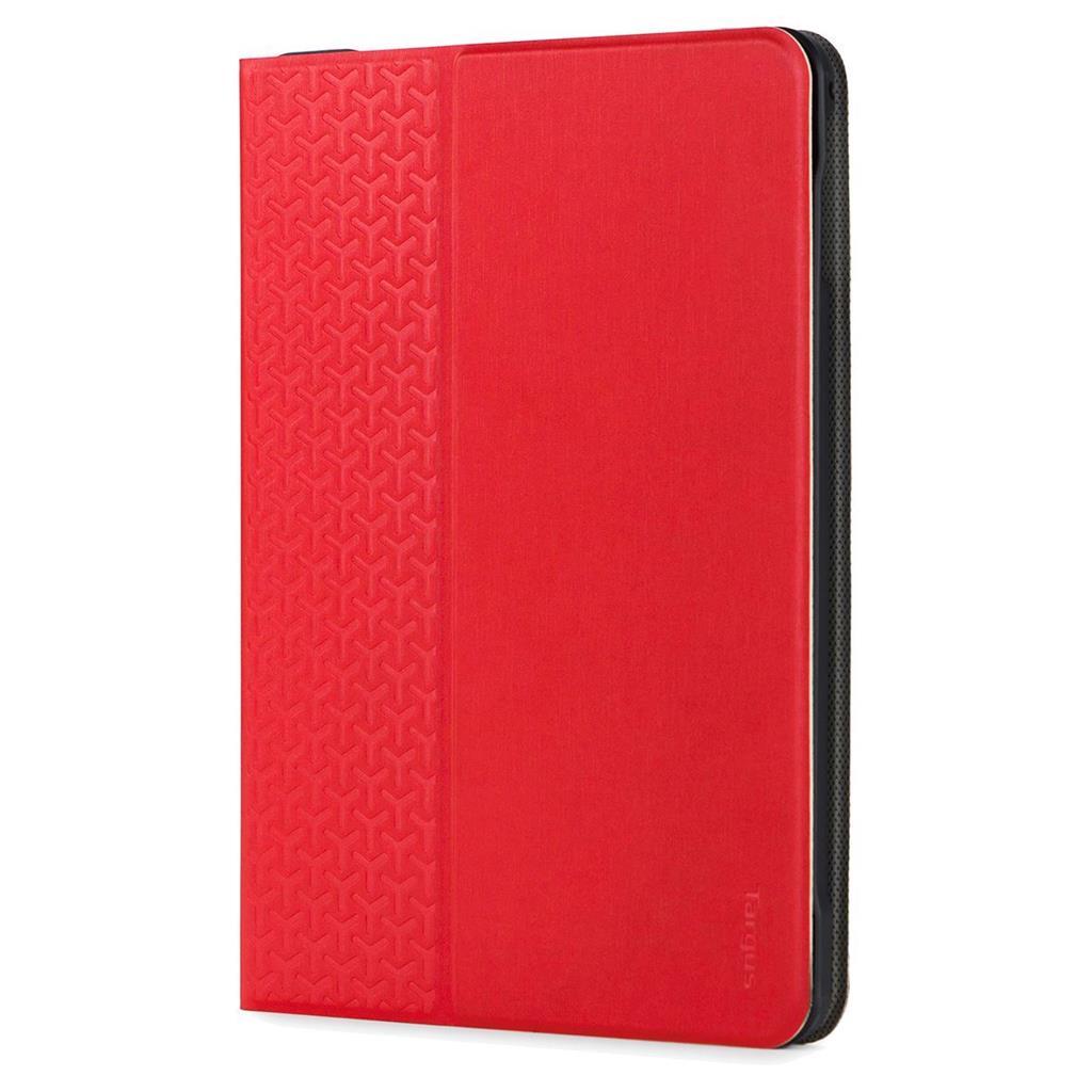 Targus Evervu Rotating 9.7'' iPad Pro, iPad Air 2, iPad Air Case, Red