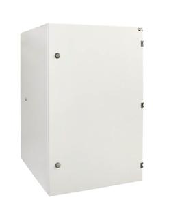 apra-optinet Závěsný rack ecoVARI PLUS 19'' 18U/600mm, dvojdílna, plechové dveře