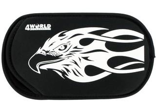 4World ProBag neoprenové pouzdro k PSP, orel