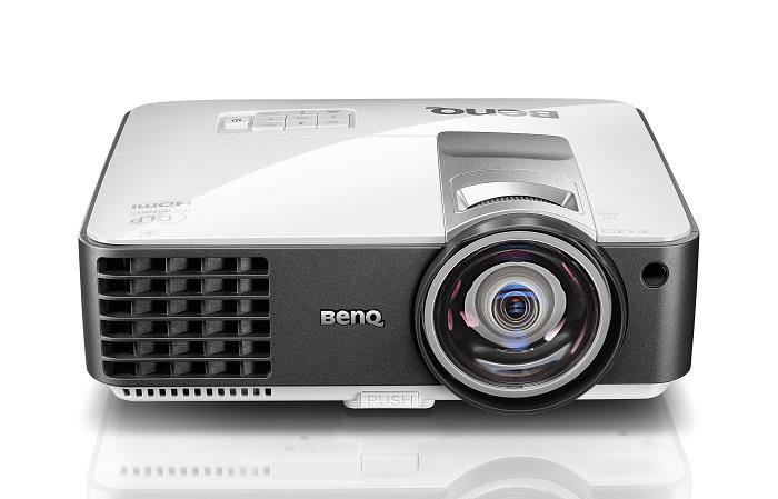 Projector BenQ MX806ST DLP,XGA, Short-throw, 3000 ANSI)