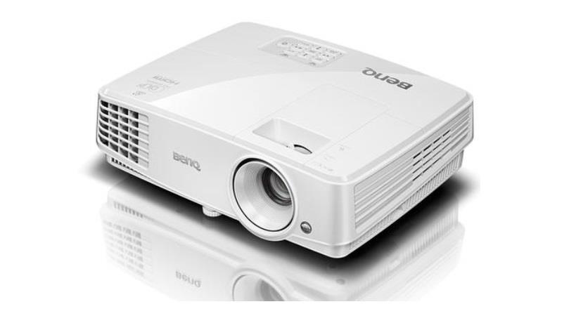 Projector BenQ MX525; DLP; XGA; 3200 ANSI; kontrast : 13,000:1