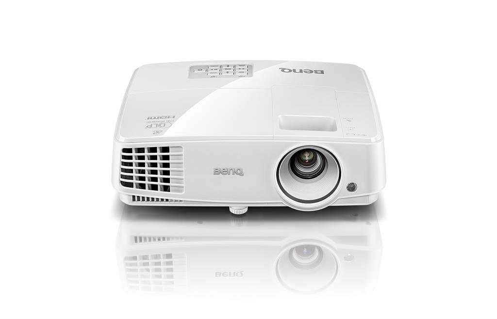 Projector BenQ MW529 DLP; WXGA; 3300 ANSI; contrast 13,000:1