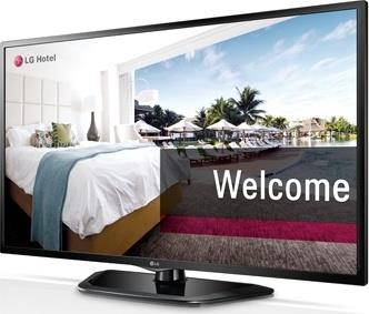LG 39'' LED Hotel TV, Full HD, DVB-T/C, HDMI, USB, Wifi - CZ Distribuce