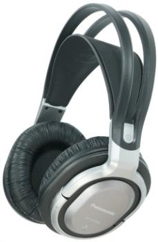 Bezdrátová sluchátka Panasonic RP-WF950E-S, stříbrná - CZ distribuce