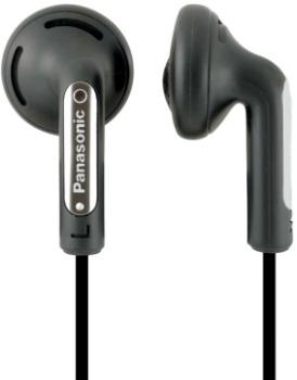 Sluchátka Panasonic RP-HV154E-K, černá - CZ distribuce