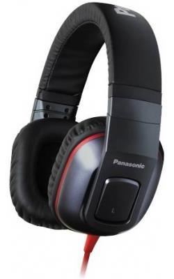 Monitorovací sluchátka Panasonic RP-HT680E-S, stříbrná - CZ distribuce