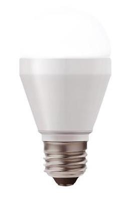 Panasonic LED žárovka E27, 5W=32W, 2700K, 350lm, 25 000 hodin