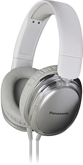 Sluchátka Panasonic RP-HX350E-W, bílá - CZ distribuce