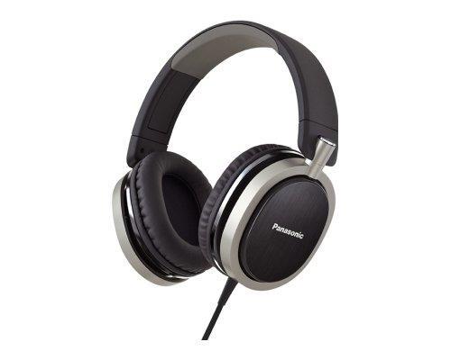 Sluchátka Panasonic RP-HX550E-K, černá - CZ distribuce