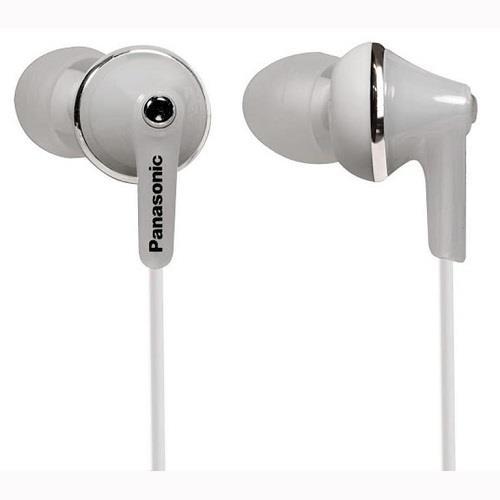 Sluchátka Panasonic RP-HJE190E-S, stříbrná - CZ distribuce