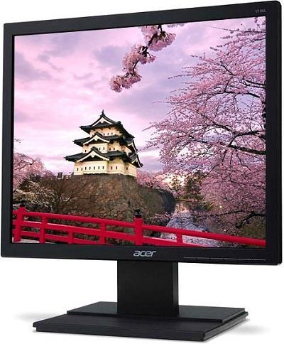 Acer 19'' V196Lb 5:4/SXGA/TN/5ms/250cd/100M:1/VGA