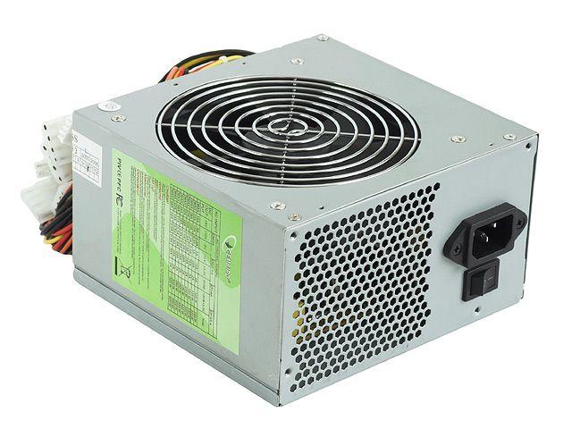 Gembird zdroj 450W ATX/BTX, CE, PFC, velmi tichý, 12 cm ventilátor