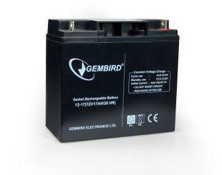 Gembird Baterie 12V/17AH
