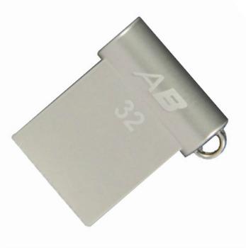Patriot Autobahn 32GB USB 2.0 Lifestyle mikro flashdiskflashdisk, stříbrný