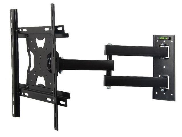 Gembird úchyt TV na stěnu (17''-55''), max 400 x 400mm, do 20 kg, nastavitelný