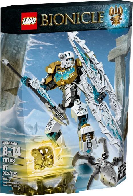 LEGO Bionicle Toa Kopaka Master of Ice set 70788