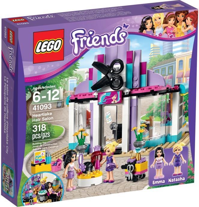LEGO Heartlake Hair Salon 41093
