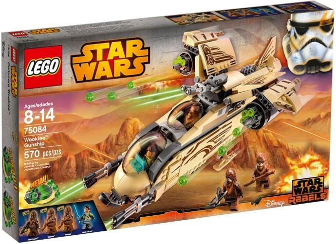 Lego Star Wars Wookiee™ Gunship 75084