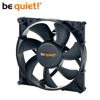 Ventilátor be quiet! Silent Wings 2 120mm (120x120x25) 1500rpm 15,7dB