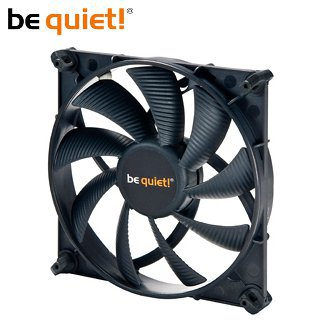 Ventilátor be quiet! Silent Wings 2 140mm (140x1400x25) 1000rpm 15,8dB