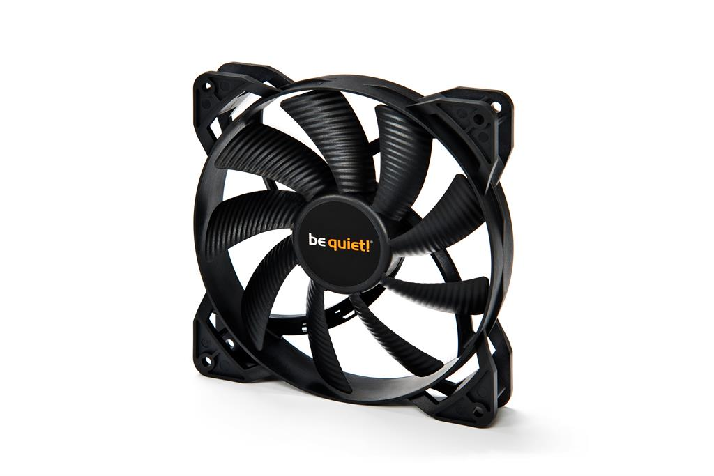be quiet! Pure Wings 2 140mm PWM fan, 19,2 dBA