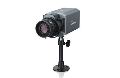 5Mpx vnitřní kamera PoE, SD Card, pouze tělo, 2592x1944@15fps