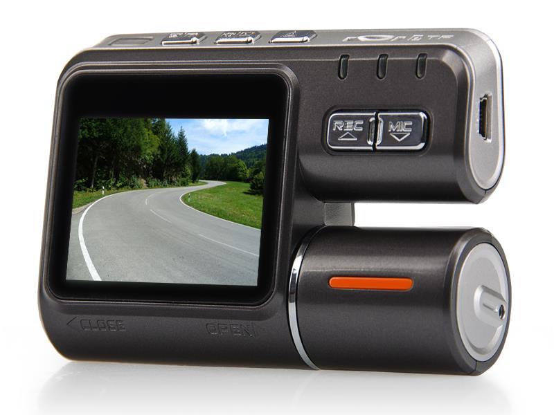 Tracer Strada kamera do auta 2Mpix 720p (1280x720), LCD 2'' CMOS