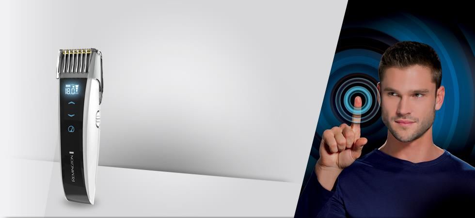 Strojek na vlasy REMINGTON - MB4560 Touch control