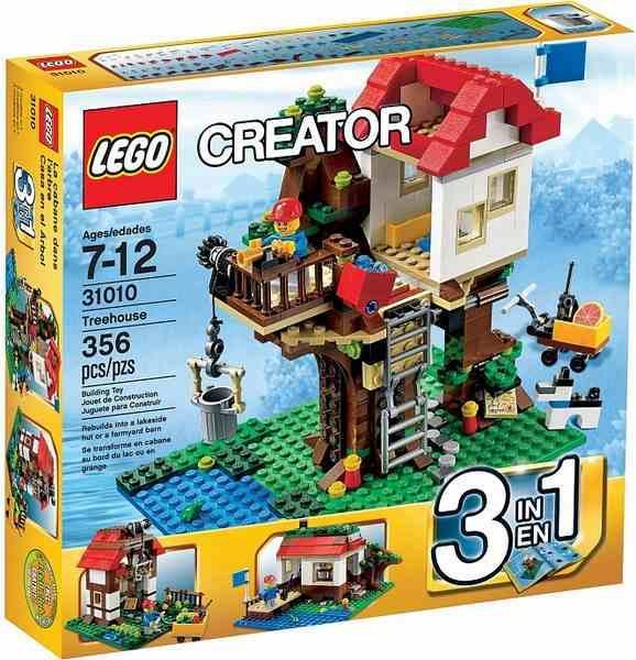 Lego Domek na stromě