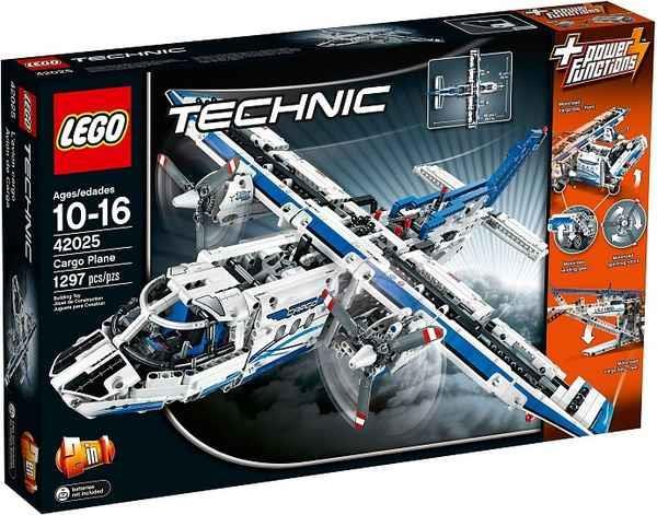 Lego Nákladní letadlo