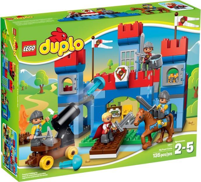 Lego Duplo Big Royal Castle