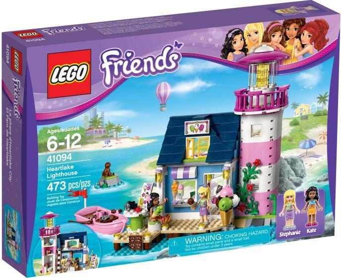 Lego Maják v Heartlake
