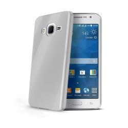 Celly GELSKIN kryt pro Samsung Galaxy Grand Prime, silikonový, transparentní