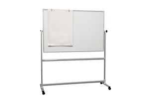 2x3 TOS1218P3 magnetický otočný stolek - pojízdný, keramický, rozměry 120x180cm