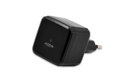 ednet Bluetooth® Audio Receiver with USB Charging Port