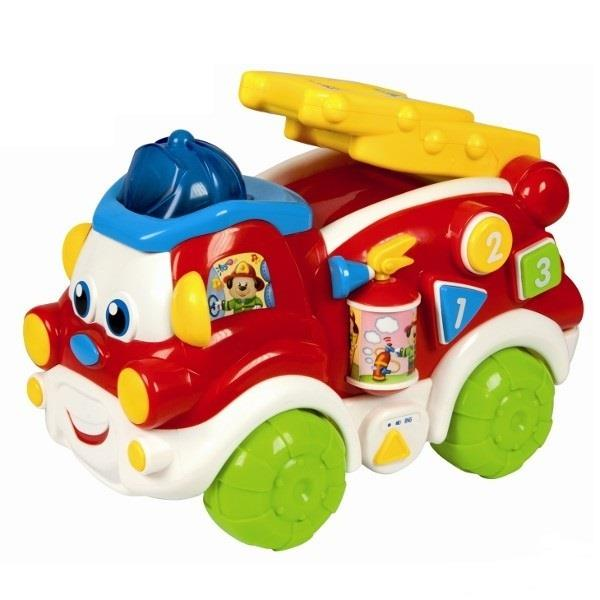 Fire truck Wojtek