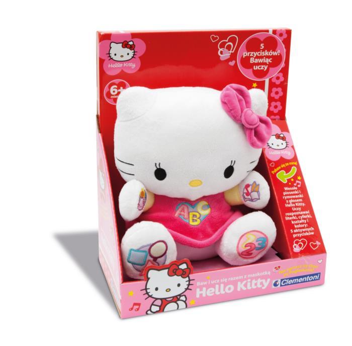 Talking soft Hello Kitty