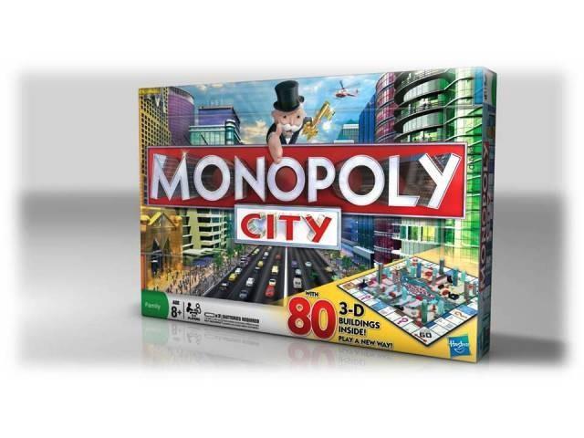 MONOPOLY CITY 442477