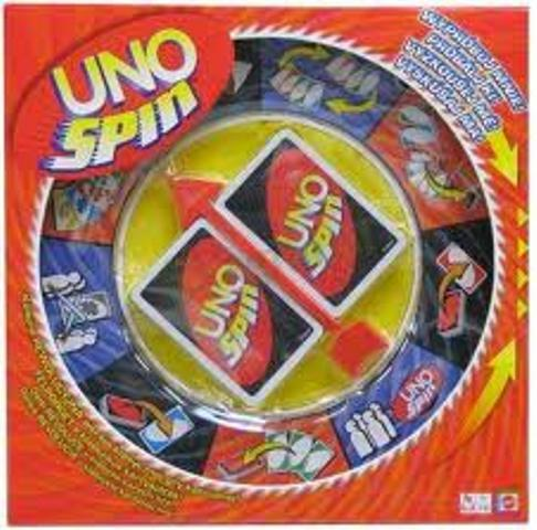 UNO SPIN TO GO 810585