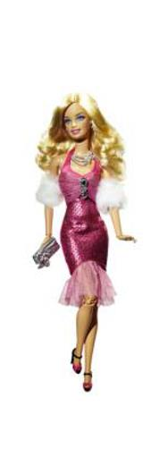 BARBIE FASHIONISTAS 863345