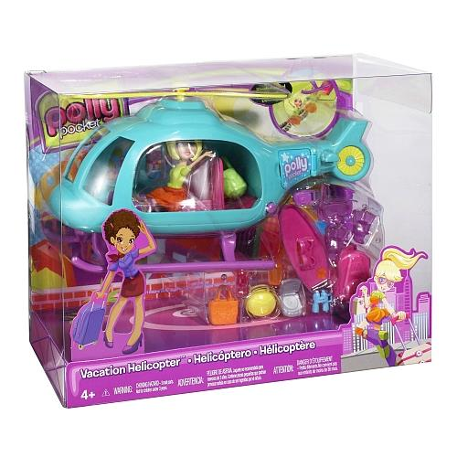 POLLY POCKET HELICOPTER 189907