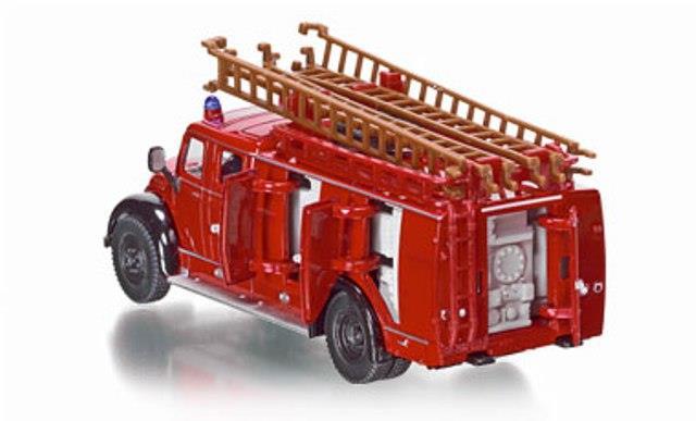 Siku Super fire truck Magirus