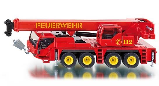 Siku Super fire truck with crane