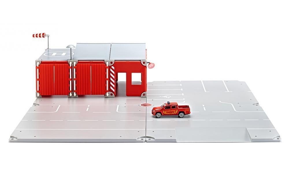 Siku World Starter fire truck