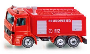Siku series 10 fire truck with pump